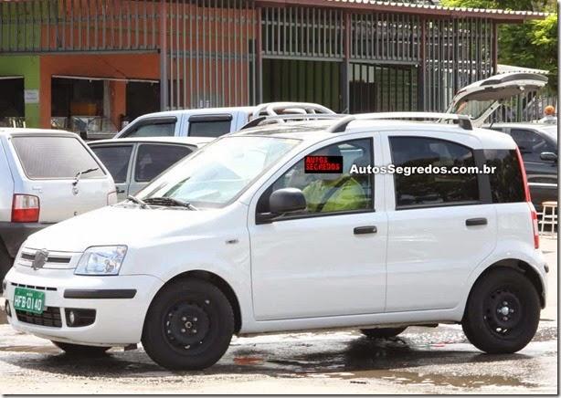 Projeto X3C: subcompacto da Fiat está confirmado para 2015
