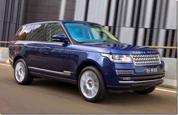Range Rover Voque e Evoque estão envolvidos em recall