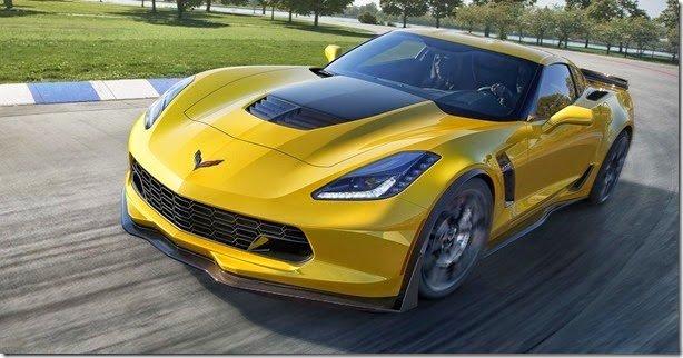 Chevrolet divulga números definitivos para o Corvette Z06
