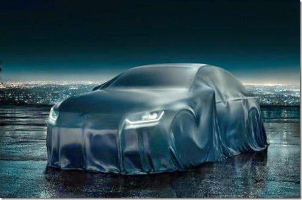 Novo Volkswagen Passat é antecipado por teaser