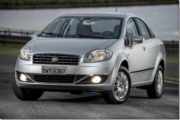 Volta rápida: Mesmo após reestilização, Fiat Linea tem seus encantos e desencantos