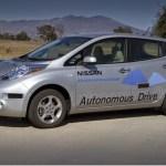 Nissan quer ter carros autônomos no mercado até 2018