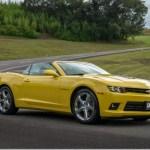 Chevrolet Camaro ganha versão conversível por R$ 239.900