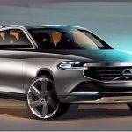 Volvo garante que novo XC90 será o SUV mais limpo do mundo