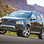 Produção sueca do Volvo XC90 é encerrada