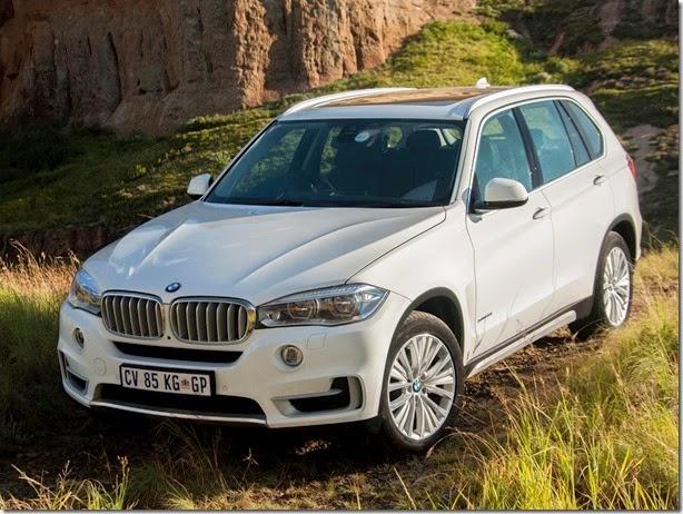 BMW X5 xDrive50I tem 17 unidades envolvidas em recall no Brasil