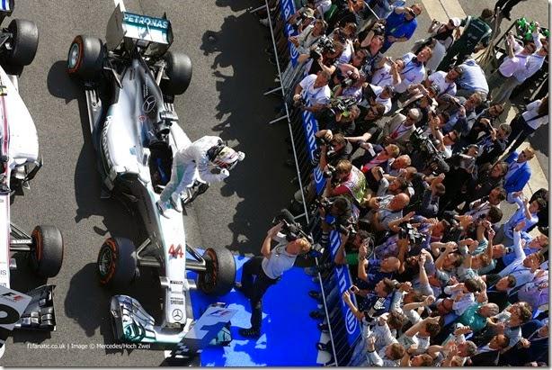 F1 2014 – GP da Inglaterra