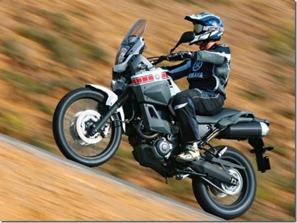 Yamaha Teneré 660 ganha freios ABS