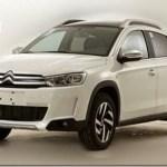 Citroën C3-XR aparece sem disfarces na China