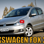 Video – Volkswagen Fox 2015 na pista