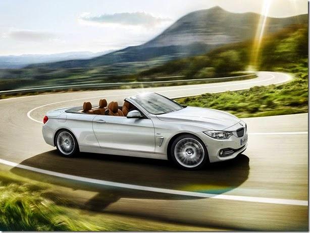 BMW 428i Cabrio chega ao Brasil