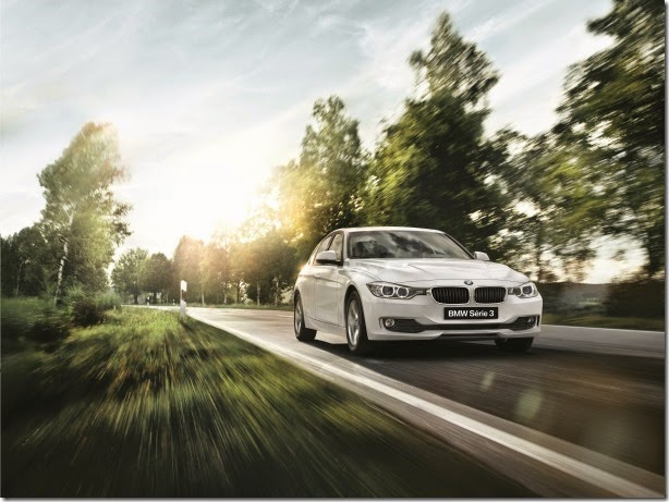 BMW Série 3 terá produção nacional iniciada no final do mês