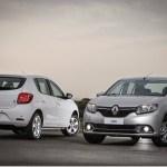 Por R$ 2.400 Renault Sandero e Logan perdem o pedal de embreagem