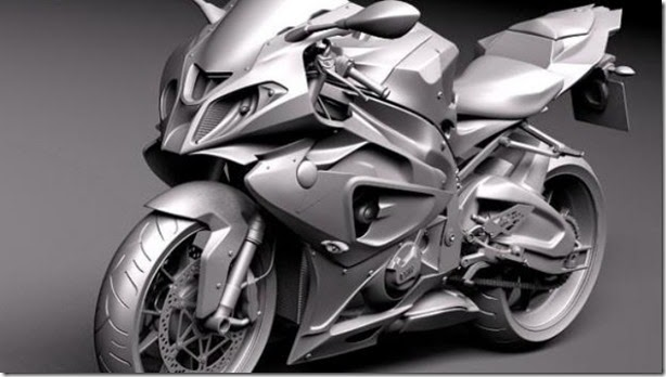 BMW trará nova S1000 RR