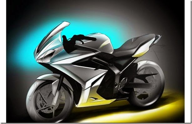 Triumph engaveta projeto de moto de 250cc