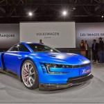 Volkswagen revela o XL1 em Paris