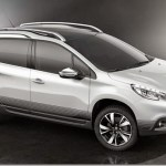 Peugeot 2008 está confirmado para o Salão do Automóvel