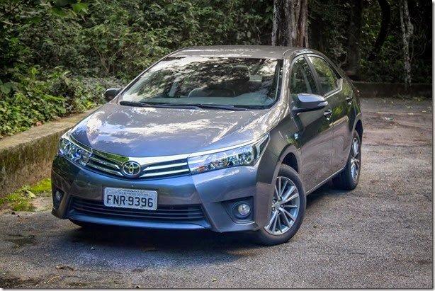 Toyota Corolla XEi 2.0 – Preço não é tudo