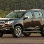 Chevrolet TrailBlazer 2015 terá versão com 277cv