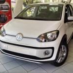Volkswagen Cross Up! já está nas lojas – Preço é estimado em R$ 48 mil