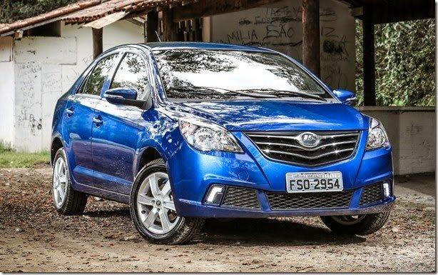 Lifan 530 chega ao Brasil por R$ 38.990