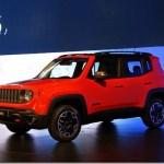 Salão de São Paulo – Jeep revela Renegade brasileiro e lança Cherokee TrailHawk