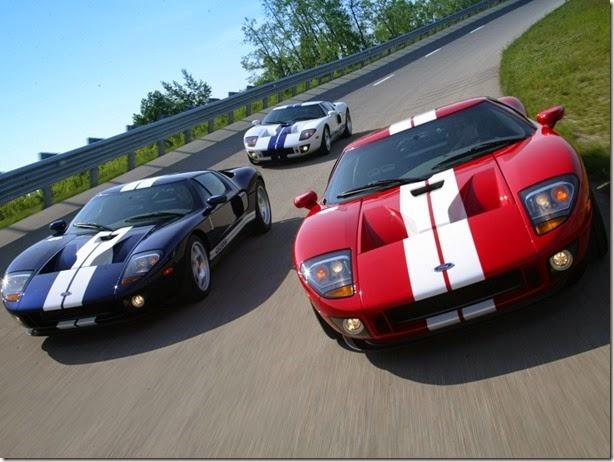 Ford GT ganharia uma nova geração em 2016