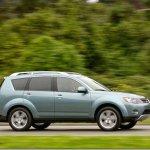 Mitsubishi Outlander está envolvido em mais um recall