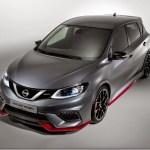 Nissan Pulsar Nismo aparece ainda como conceito no Salão de Paris