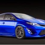 Este é o novo Scion iM, também conhecido com Toyota Auris