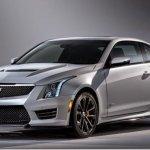 Primeiras imagens do Cadillac ATS-V 2016 caem na web