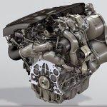 Volkswagen mostra novo motor com turbo elétrico e câmbio DSG de 10 marchas