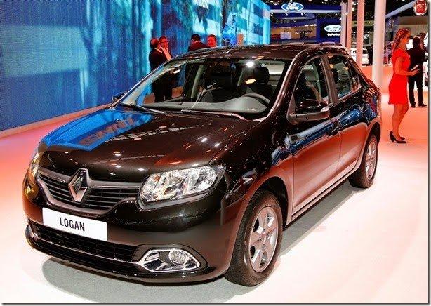 Renault Logan Exclusive parte dos R$ 50.450