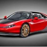Ferrari Sergio ganha versão de produção