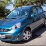 Nissan convoca recall de 34.796 unidades de March e Versa