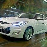 Hyundai Veloster deixa de ser vendido no Reino Unido