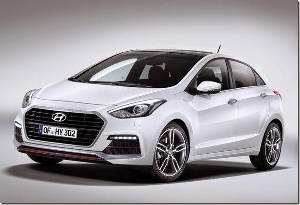 Hyundai i30 Turbo é apresentado na Europa