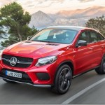 Mercedes GLE Coupé é o novo concorrente do BMW X6