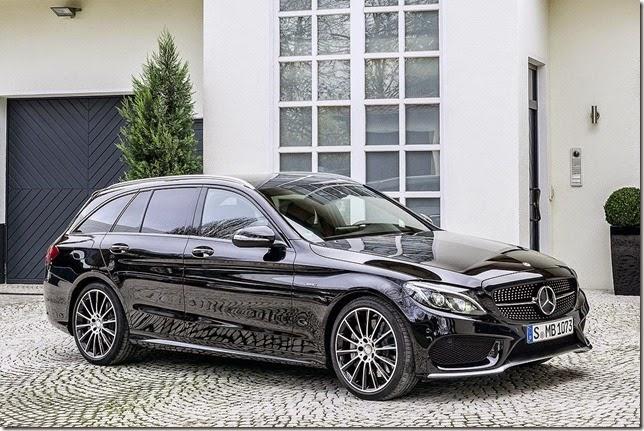 Mercedes apresenta C450 AMG Sport em Detroit