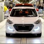 Hyundai i30 reestilizado começa a ser produzido na Europa