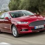 Ford Mondeo 1.0 EcoBoost começa a ser vendido na Europa