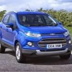 Ford EcoSport passará por melhorias para tentar vingar na Europa