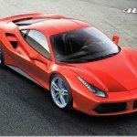 Ferrari apresenta a nova 488 GTB