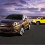 Fiat 500X parte de R$ 54 mil nos EUA