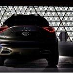 Infiniti divulga teaser do conceito QX30