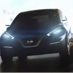 Nissan Sway vai antecipar nova geração do March