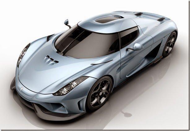 Koenigsegg mostra o revolucionário Regera