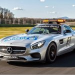 Mercedes-AMG GT S é o novo Safety Car da Fórmula 1