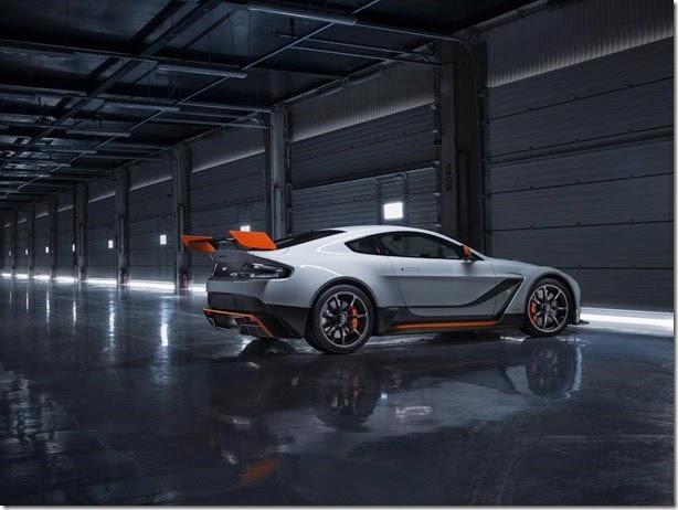 Aston Martin decide renomear edição especial do Vantage