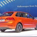 Volkswagen mostra novo Grand Santana no Salão de Xangai